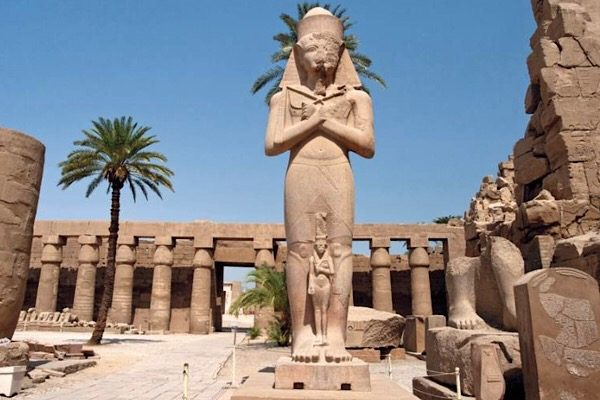 Visit Karnak Temple with 123 Taxi Hurghada