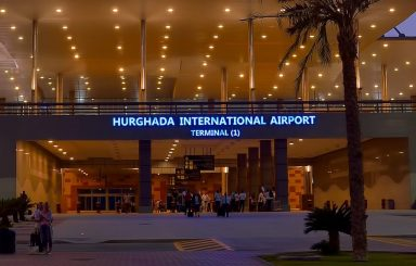 Transfers from and to Hurghada International Airport with 123 Taxi Hurghada